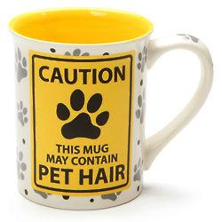 Caution: This Mug May Contain Pet Hair Mug