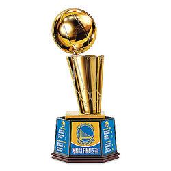 Golden State Warriors 2018 NBA Finals Commemorative Trophy