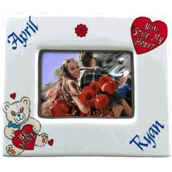 'Be Mine' Personalized Picture Frame