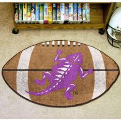 Texas Christian University Football Mat