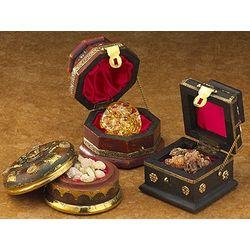 Gold, Frankincense and Myrrh Small 3 Box Set