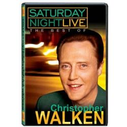 SNL Best of Christopher Walken DVD