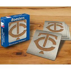 Minnesota Twins Boaster Coasters