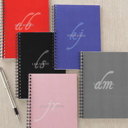 My Monogram Personalized Notebook
