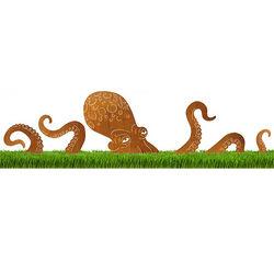 Octopus Garden Stake