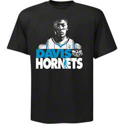 Anthony Davis New Orleans Hornets Game Face 2.0 T-Shirt