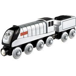 Thomas and Friends Spencer Wooden Railway Train