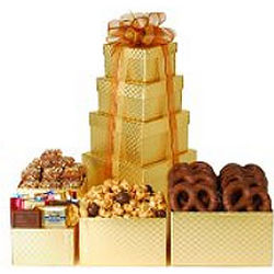 Chocolate Gold Mine Gift Basket