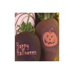 Halloween Gourmet Chocolate Covered Strawberry Gift Box