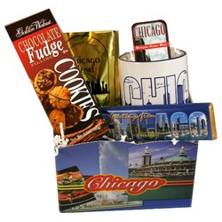 Chicago Welcome Basket