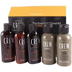 American Crew The Essentials Travel Kit Classic