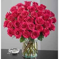 Valentine's Day Pink Petals Bouquet
