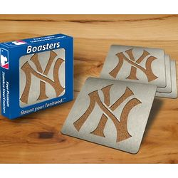 New York Yankees Boaster Coasters
