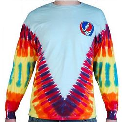 Grateful Dead Parking Lot Long Sleeve T-Shirt