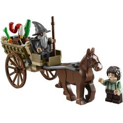 The Lord of the Rings Hobbit Gandalf Arrives Lego Set