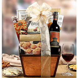 Jekel Cabernet Sauvignon and Snack Basket