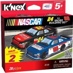 NASCAR Micro Cars Building Set