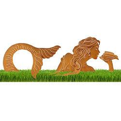 Mermaid Lawn Sculpture
