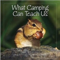 What Camping Can Teach Us Children's Book