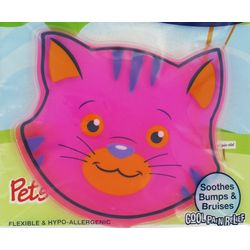 Boo Boo Buddy Reusable Cat Shaped Ice Pack