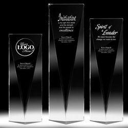 Razor's Edge Crystal Award