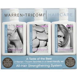 Hair Strengthening Travel Set