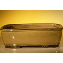 Rectangle Ceramic Bonsai Pot