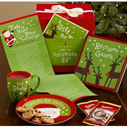 Night Before Christmas Activity Kit with Santa's Letter