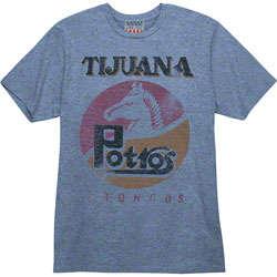 Tijuana Potros Vintage T-Shirt