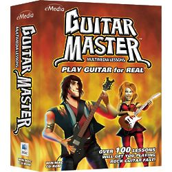 Guitar Master Instructional CD