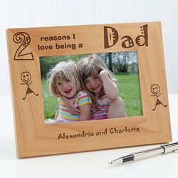 Reasons Why Personalized Dad Frame