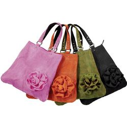 Handcrafted Blossom Tote
