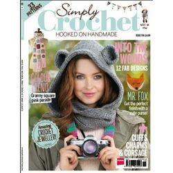 Simply Crochet Magazine 13-Issue Subscription