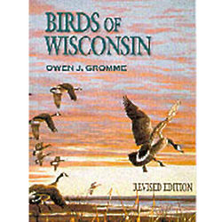 Birds of Wisconsin Book