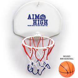 Aim High Basketball Hoop