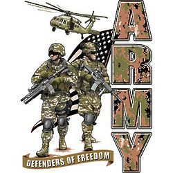 Army Defenders T-Shirt