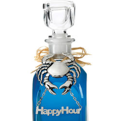 Party Word Sea Life Bottle Tag