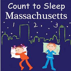 Count to Sleep Massachusetts Book