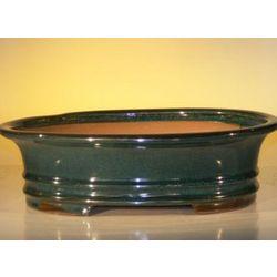 Oval Ceramic Bonsai Pot