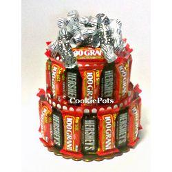 Pick 2 Candy Bar Cake