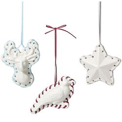 Herald Porcelain Ornament Kit
