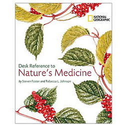 Desk Reference to Nature's Medicine Softcover Book