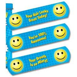 Smiley Face Affirmation Bandages
