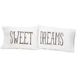Sweet Dreams Pillowcase Set