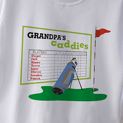 Favorite Caddies Personalized Golf Sweatshirt