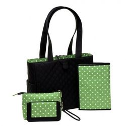 Sprout Classic Tote Diaper Bag