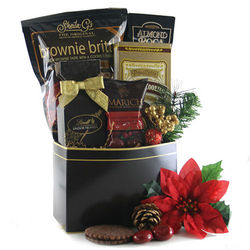 Holiday Decadence Gift Basket