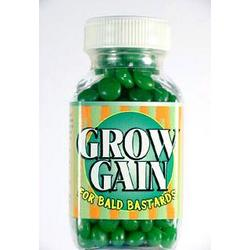 Grow Gain Pills for Bald Heads