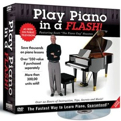 Learn to Play Piano DVDs