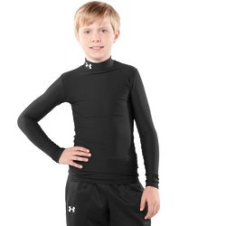 Boy's ColdGear Compression Shirt